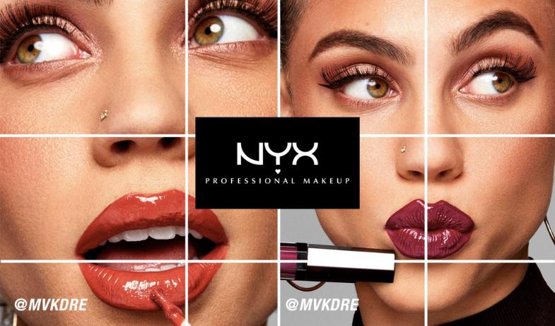 Köp NYX smink med en rabattkod hos CDON